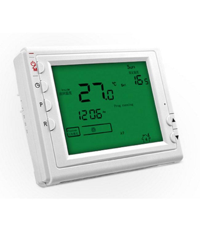 VH Control ''Zeus'' draadloze Digitale Thermostaat - met RF ontvanger