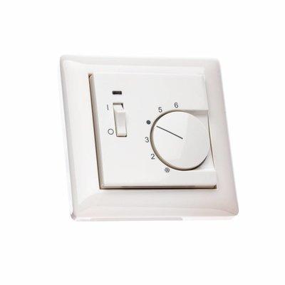 Raumthermostat für Gira Standard 55 mit Schalter Ein/Aus - PEFRA ...