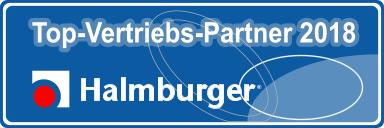 PEFRA-Regeltechnik ist Halmburger Top-Verkäufer-2018