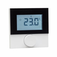 Möhlenhoff Alpha Regler direct Komfort 24V Design - Raumthermostat digital