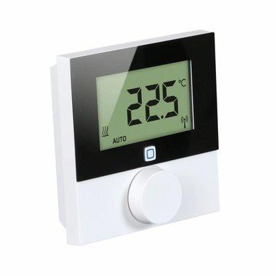 Möhlenhoff Alpha IP Raumthermostat Funk Display - Smart Home Thermostat digital