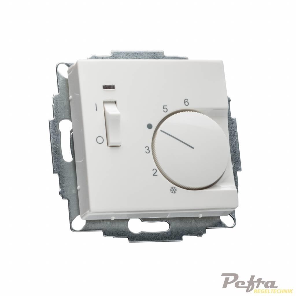 Gut gemocht Raumthermostat für Berker S.1 Schalter Ein/Aus - PEFRA-Regeltechnik AI36