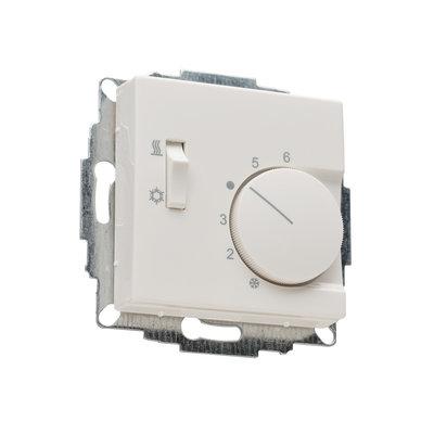 Halmburger Raumthermostat RTR-5523 mit Öffner 230V und Schalter Heizen/Kühlen