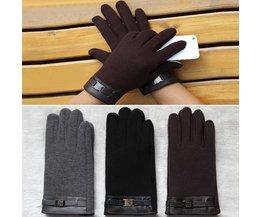 Touch Screen Handschoenen in 3 Kleuren