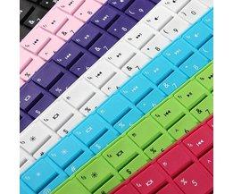 Keyboard Cover in Diverse Kleuren Voor de HP Pavilion  DV6 G6