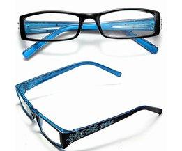Lichtblauwe Leesbril voor Dames