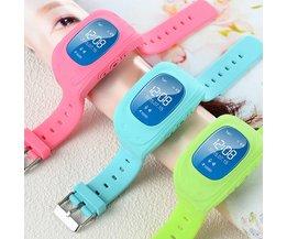 GPS Horloge Voor Kinderen In Verschillende Kleuren