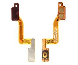 Flexibele Power Knop Kabel voor de Samsung i9200 en i9205