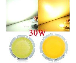 30W COB LED Chip voor Ronde Plafondlamp
