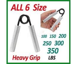 Heavy Grip Knijphalters