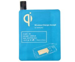Qi Draadloos Opladen voor Samsung