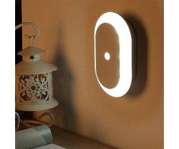 Draadloze LED Lamp Met Sensor