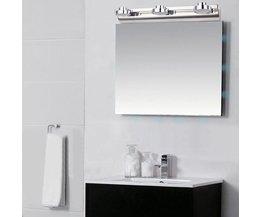 Badkamer Verlichting Spiegel : Led badkamerverlichting kopen? i seoshop nl