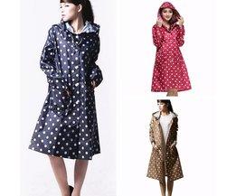 Regenjas Met Stippen Voor Dames