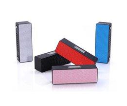 Draadloze Speaker Met Bluetooth Voor Mobiele Telefoon
