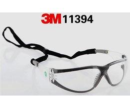 3 M 11394 Veiligheid Gassen Winddicht Uv Beschermende Bril Werken Brillen 3M