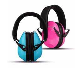 Comfortabele Oor Protector voor Kinderen anti-geluid Gehoorbescherming Oorbeschermers Headset Geluiddichte oorkap Blauw Roze MyXL