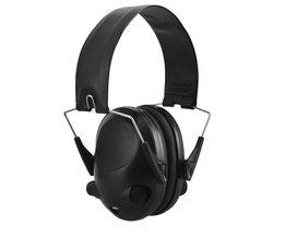 Tactische 6 s Noise Cancelling 21DB Tactische Schieten Headset Zachte Gevoerde Headset Schieten Jacht Airsoft Oortelefoon LESHP