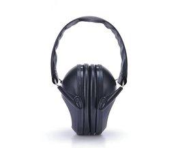 Anti-geluid Gehoor Gehoorbeschermingsmiddel Geluiddichte Oorbeschermers Bescherming Contact Schieten Tactical Hoofdtelefoon Oorkap-(NIET Elektronische) MyXL