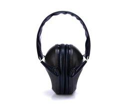 Anti-geluid Oren Protector Oorbeschermers Tactische Outdoor Jacht Schieten Gehoorbescherming Geluiddichte Oorkap Voor Jacht Safurance