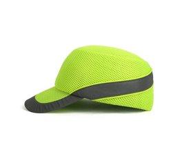 Bump Cap Werk Veiligheid Helm Met Reflecterende Streep Zomer Ademend Security Anti-impact Licht Gewicht Helmen Beschermende Hoed MyXL