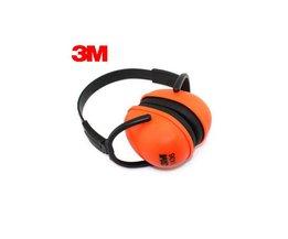 3 M 1436 Oorbeschermers NRR 23DB anti-geluid Professionele Oortelefoon Headset Vouwen Slapen OorbeschermersE0811 3M