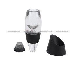 Rode Wijn Beluchter FilterMagic Decanter Essential Wijn Beluchter Set Bar Gereedschap 48817534 MyXL