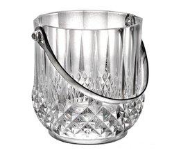 Hyaline Ijsemmer Kleine Acryl Icecan Geïmiteerd Kristal Ijs Container Binnenlandse Ice Emmers KTV Bar Wijn Set Thuis Wijn Set Mongdio
