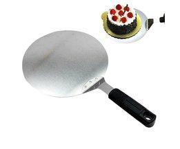 Keuken Rvs Circulaire Cake Lifter Cookie Spatel Pizza Peel Keuken Gereedschap 10 Inch 2017ing Aihogard