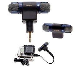 Microfoon Voor GoPro Hero 2, 3, 3+ & 4