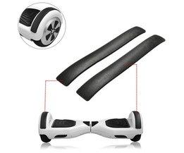 Bumperstrips voor Hoverboard met 6,5 Inch Wielen 2 Stuks