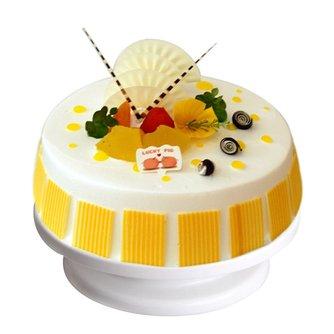 Cake Stand Plaat Decoreren Bakkerij Levert Professionele Turntable Revolving Aihogard