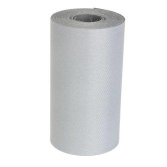 Originele Reflecterende Zilver Tape-naai 2 Inch Trim Stof 3 M = 10 Voet Zilveren Wit Veiligheidswaarschuwing Conspicuity Tape Film Safurance