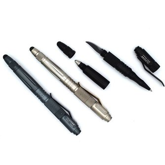 Laixl B6 Touchscreen Pen Zelfverdediging Tactische Pen Schrijven En Mes Pen multifunctionele Outdoor Pen MyXL