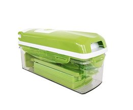 10 stks/set Handleiding Groente Slicer Dicer Fruit Chopper Peelers Raspen Cutter Keuken Gadgets Gereedschap Accessoires Levert Producten YUMMYCOOK