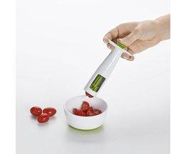 1 st Druif Slicer Food-Grade Plastic Druif Tomaat En Cherry Cutter Salade Groente Fruit Cutter Gereedschap RLJLIVES