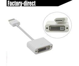 Originele HDMI Dvi-adapter kabel voor apple Mac Mini 992-9555 witte kleur BOWU