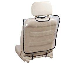 1 stks auto auto seat back protector voor kinderen kick mat modder schoon zwart 58*44 cm MyXL