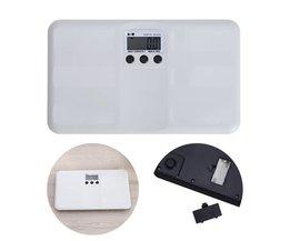 150 kg/100g Hoge Precisie Draagbare Digitale Lcd-scherm Baby Weegschaal kg/lb Mini Baby schaal Gezondheid Gewicht VODOOL