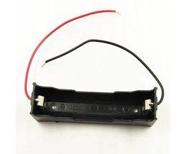 Grote stroom 18650 Batterij Box plastic Case Houder Opslag met DIY Batterijen 18650 (3.7 V-7.4 V) Lithium Batterij Case MyXL