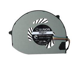 Cpu Koelventilator Voor ACER S3 S3-391 S3-951 MS2346 DC Laptop Fan SILVER LINK