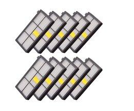 10 STKS Hepa filter voor iRobot Roomba 800 900 Series 870 880 980 Gratis Post V-Gorgeous