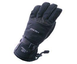 Gratis Verzending Professionele hoofd alle weer waterdichte thermische skiën handschoenen voor mannen Motorcycle winter waterdichte sport outdoor