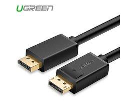 hd displayport 1.2 v video audio kabel maschio een dp cavo maschio 1.5 m 5FT 4 K 1080 P per HDTV Proiettore Display Ugreen