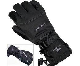 -30 graden unisex warme snowboard handschoenen voor winter mannen sneeuw winddicht guante nieve ski handschoenen 528TT SHAOERS SHAOERS HOT