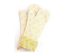 1 stuk lange siliconen rubber keuken handschoenen-hand handschoenen hittebestendige koken handschoenen-novelty magnetron ovenwanten handschoenen walfos