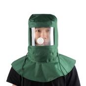 Arbeid Gezichtsmasker Industriële Werk Bescherming Masker Stralen Kap Zand Schurende Grit Szand Blaster Masker Anti Stof Apparatuur Cimiva