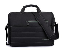"Brinch Nylon Messenger Handtas Voor Laptop 15 "", 15.4"", 15.6 "", 17"", 17.3 "", tas Voor Macbook Notebook, gratis Drop Verzending BRINCH"
