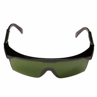 150x115mm PC Laser Bescherming Goggles Bril 200nm-2000nm IPL-2 OD + 4D Voor Verscheidenheid Van Lasers <br />  Safurance