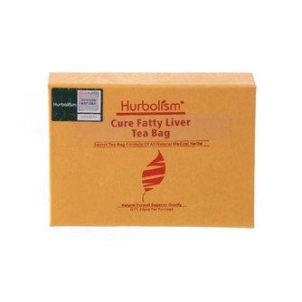 Cure Leververvetting Theezakje Natuurlijke Kruiden formule voor Voorkomen Cirrose en Lever Kanker. <br />  Hurbolism
